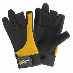Guantes para vía ferrata Singing Rock Falconer Tactical