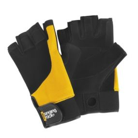 Guantes de escalada y trabajo Singing Rock Falconer 3/4